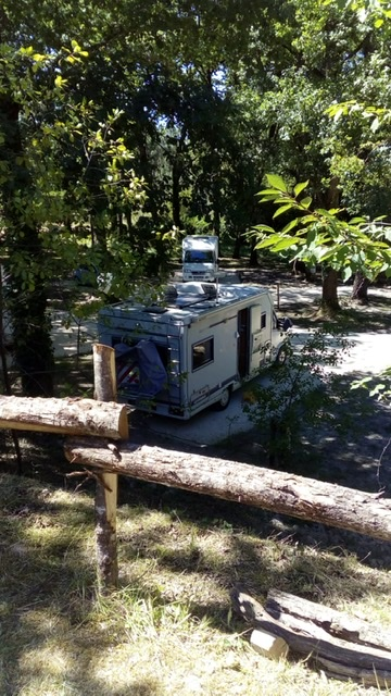Aire camping-car à Bosset (24130) - Photo 7